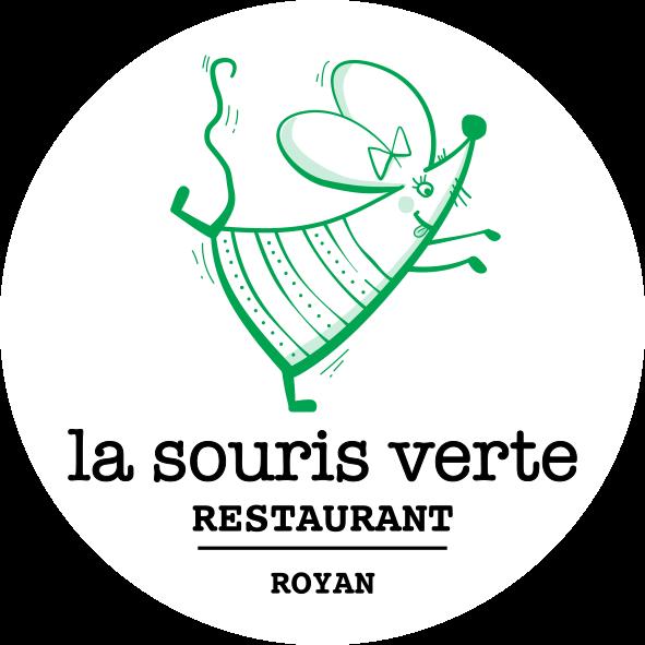 La Souris Verte Restaurant en plein centre de ROYAN en bord de mer. Crêpes, galettes de sarrasin, salades, bowl, boissons chaudes cocktails