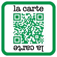 QRcode carte de la Souris Verte Royan