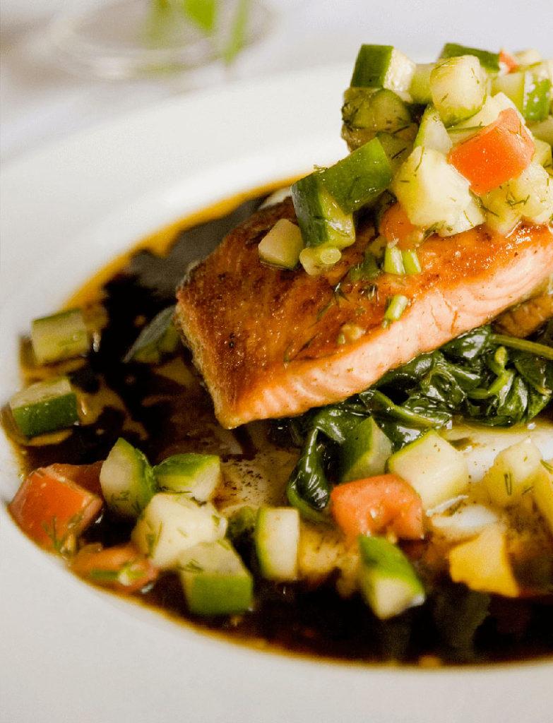 Déjeuner et diner service continu à La Souris Verte Royan Bar restaurant